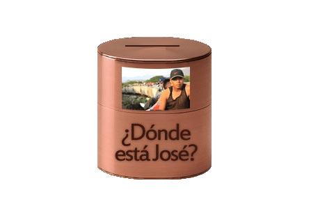 ¿Dónde está José?